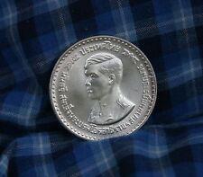 1978 Thailand 150 Baht Silver World Coin Crown Prince Graduation King Rama 10