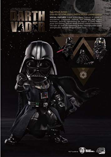 SDCC 2015 Bluefin Egg Attack Action:EAA-002 SP Star Wars Darth Vader Limited Ed