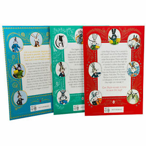 Royal-Rabbits-London-3-Books-Children-Collection-Paperback-By-Santa-Montefiore