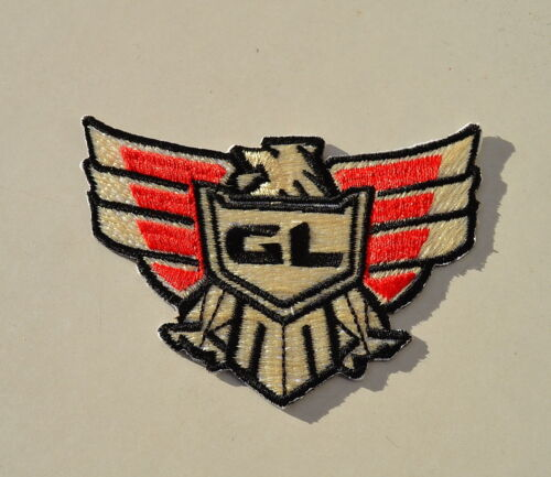 Goldwing GL 1500,Patch,Aufnäher,Badge,Cruiser,Aufbügler,Iron On