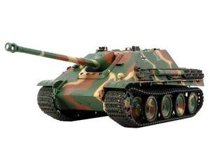 TAMIYA-1-16-GERMAN-TANK-DESTROYER-Jagdpanzer-V-Jagdpanther-in-ritardo-Type-Modello-Kit-Nuovo-dal