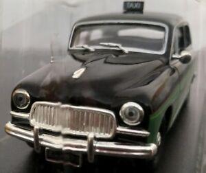 1-43-FIAT-1400-TAXI-ROMA-1955-COCHE-DE-METAL-A-ESCALA