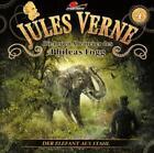 Die neuen Abenteuer des Phileas Fogg - Der Elefant aus Stahl, 1 Audio-CD (2016)