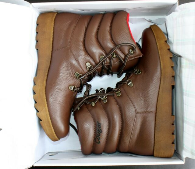 NEW IN THE BOX COUGAR  ORIGINAL CASK  WATERPROOF BOOTS WINTER FOR WOMEN