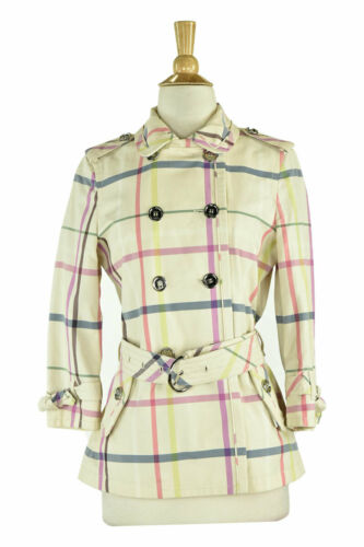Coach Women Coats & Jackets Jackets XS Ivory Cotto