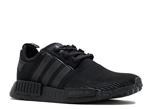 adidas Originals Men's NMD_R1 Sneaker, Core Black/Core Black 8 .5 M US