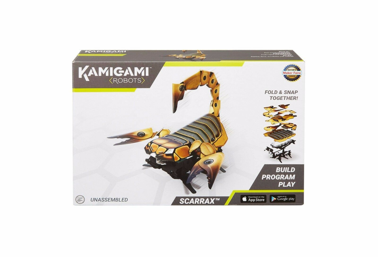 Kamigami Robots monter votre propre Robot