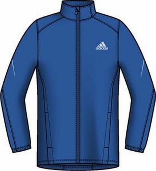 Adidas Sequencials Cp Jacket X12307 Laufjacke