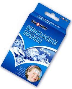 3 X Kids Children Headache Migraine Fever Pain Releif