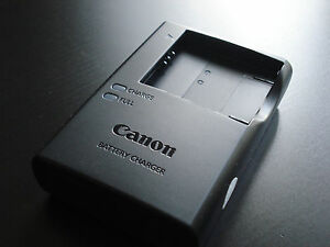 New Genuine Original Oem Canon Cb 2ld Battery Charger For