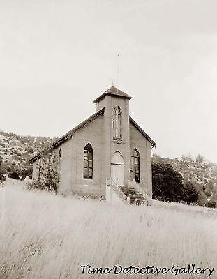 1936 Historic Photo Print Mariposa County Hornitos California