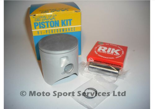 MITAKA Racing Piston Kit Suzuki RM125 RM 125 2004 to 2008 53.95mm B Size