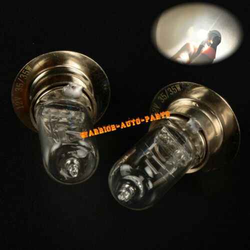 For Yamaha Kodiak YFM400 ATV 1993 1994 1995 35W Halogen Headlight Bulbs 12V 2PCS