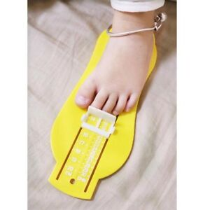 Shoes Custom made Toddlers Child Kids Shoes Foot Sizer Measuring ... 6ce05f8d8