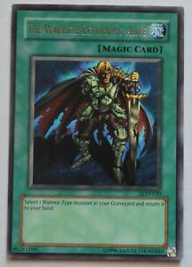 Mint The Warrior Returning Alive Near Mint Condition YUGIOH Card