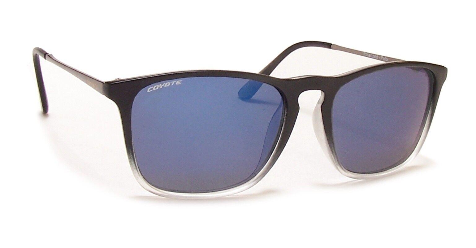 aadaaea6e2f Coyote Eyewear Polo Polarized Streetstyle Sunglasses Polo-blk for ...