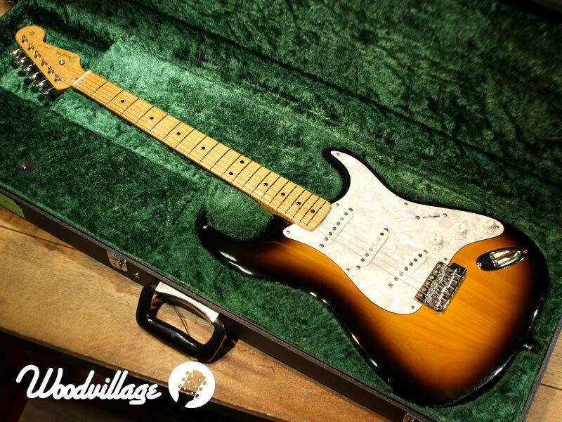 Fender Japan ST54-117 EXTRAD JAPAN beautiful rare EMS F S