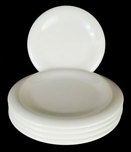 Villeroy-amp-Boch-Fine-China-Teller-Set-Porzellan-Tellerservice-Weiss-5-Essteller