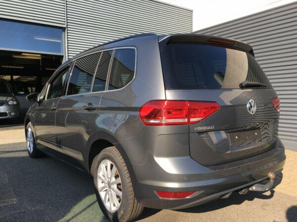 VW Touran 1,6 TDi 115 Comfortline Van - billede 1