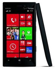 Unlocked Nokia Lumia 928 Windows 8 Smartphone 32GB Verizon BLACK Great condition