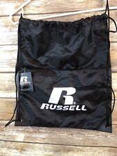 item 1 NWT Russell Athletic Drawstring Backpack Sinch Sack String Bag Black  Nylon Zip -NWT Russell Athletic Drawstring Backpack Sinch Sack String Bag  Black ... 4fe5feea63d22