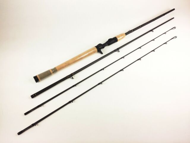 Fenwick HMG Travel Casting Rod 7' Fast 4 Pc