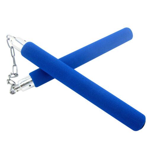 2019 Karate Martial Arts Training Foam Nunchaku Nunchucks Stick Practice Toys