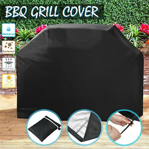 BBQ-Grill-Cover-Gas-Barbecue-Outdoor-Waterproof-Protection-4-Size-32-034-58-034-67-034-75-034