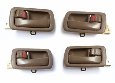 Front Rear Left Right Inside Interior Door Handle Fit For Toyota Camry 1992-1996