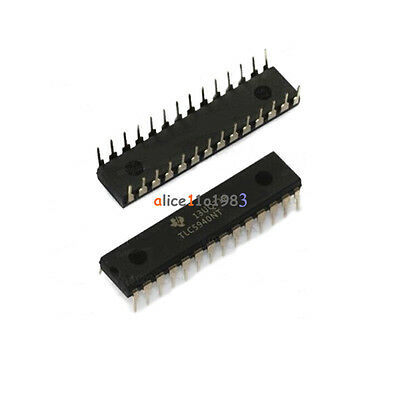 2Pcs IC LED DRIVER PWM CONTROL 28-DIP TLC5940NT TLC5940 New