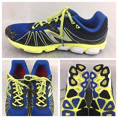 New Balance Baddeley 890 v4 Sz 8 2E Wide EU 41.5 Mens Running Shoes Blue M890BB4 | eBay