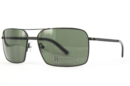 Freudenhaus Sonnenbrille Jet 7 DGR Gr 60 Titanium Insolvenzware  BS14 T67