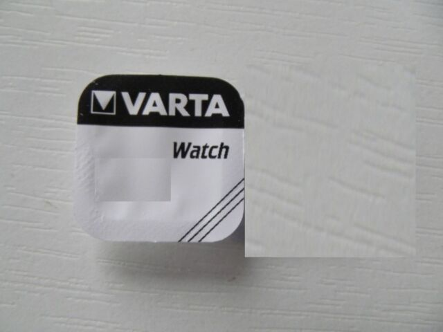5 Pile Varta V389 Battery Watch SR 1130 W