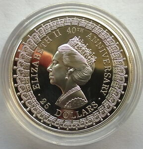 Australia-1992-Princess-Margaret-25-Dollars-1oz-Silver-Coin-Proof