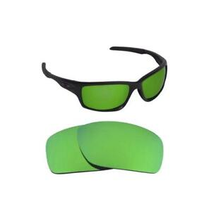 c8a70d1fa8 Image is loading NEW-POLARIZED-CUSTOM-GREEN-LENS-FOR-OAKLEY-CANTEEN-