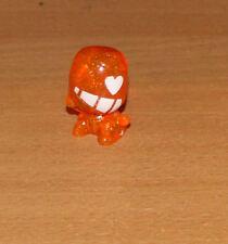 Crazy Bones Gogos Evolution Glitter #63 Tucor Orange S2