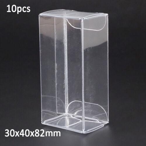 Box Display 1//64 Modell Kunststoff Transparent Staubdicht Case Nützlich