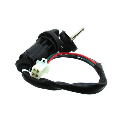 Details about  /Chinese ATV Quad Ignition Key Switch 50cc 90cc 110cc 125cc 150cc Pit Dirt Bike