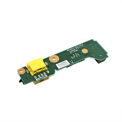 "Lenovo ThinkPad T420s 14/"" Genuine DC IN Power Jack Connector Board 04W1699"