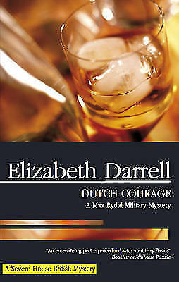 Darrell, Elizabeth, Dutch Courage (Severn House Large Print), Very Good Book