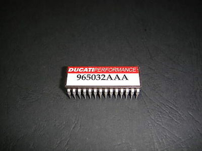 Ducati 996 916 SPS Eprom Chip Open Exhaust 965032AAA