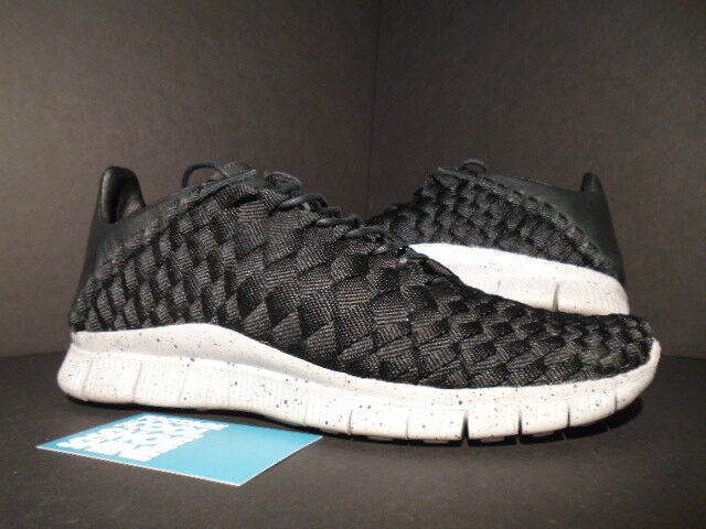 2018 Nike FREE INNEVA WOVEN NRG NSW BLACK WOLF GREY 553279-001 8.5 Cheap and beautiful fashion