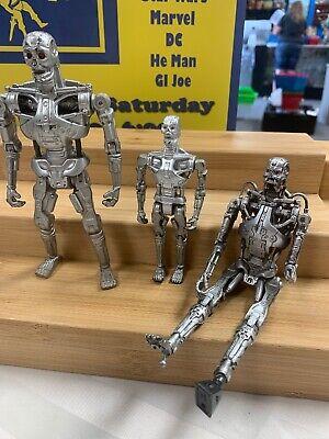 The Terminator Reaction T800 squelette-ACTION FIGURE NEW