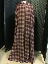 Italian wool cloak PAGAN WIZARD LARP HALLOWEEN/fancy dress/Gandalf
