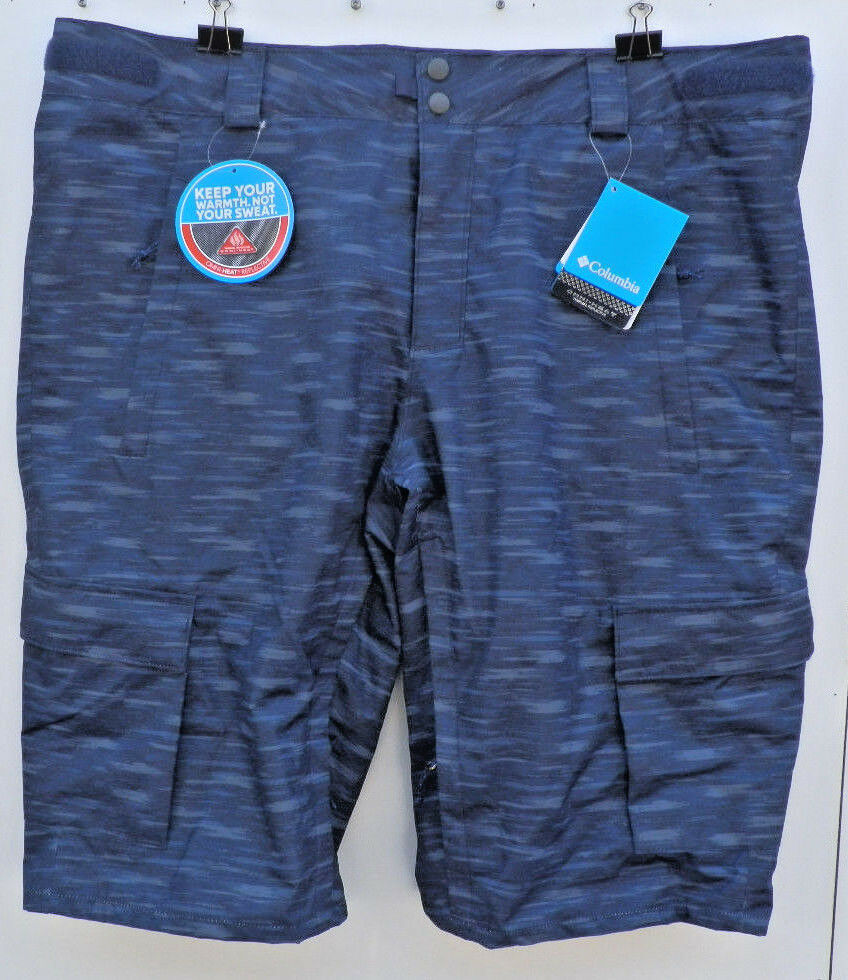 COLUMBIA Omni-Heat Men's Water Sports Shorts Size XL Short   120 NEW  official authorization