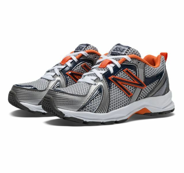 New Balance Youth Boy's 554 Running   Athletic   Training Sneakers KJ554GBY