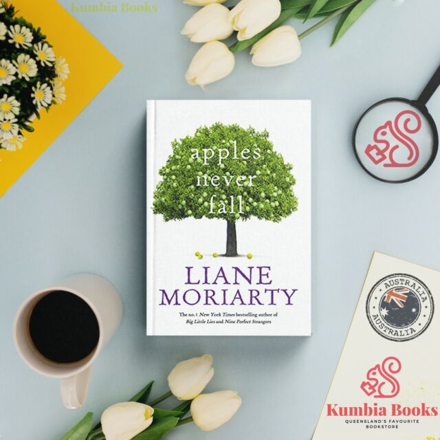 NEW Apples Never Fall by Liane Moriarty Paperback Book | Free Postage AU