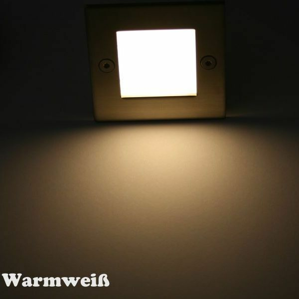 LED Wand Einbaustrahler Royal 1,5 1,5 1,5 W Innen & Aussen IP54 Nass.- Feuchtraum | Kaufen Sie beruhigt und glücklich spielen  f264ac