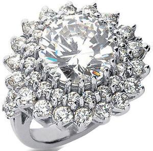 2-3-carat-total-Semi-mount-Round-DIAMOND-Engagement-Wedding-14k-Gold-Ring