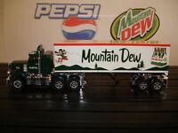 Aw Ho Scale Slot Car Retro Pepsi Peterbilt 359 & Trailer Xtraction Rl4 0264